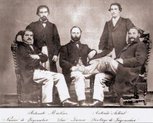 Historia Goyenechea